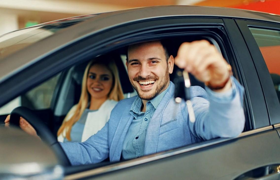 Купить машину в кредит