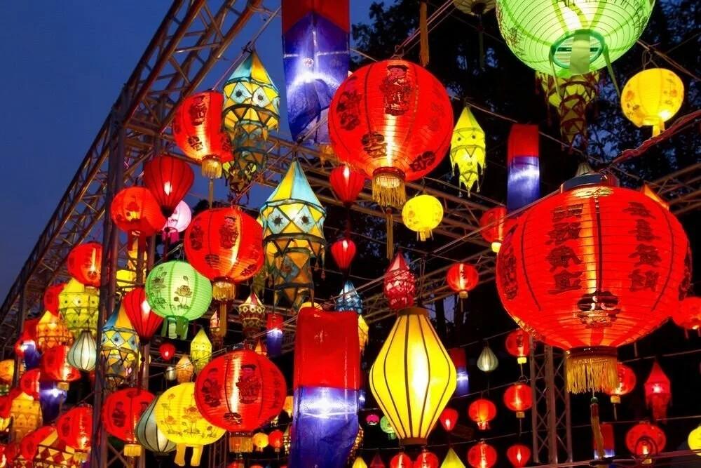 Праздник китайских фонарей - 26 февраля