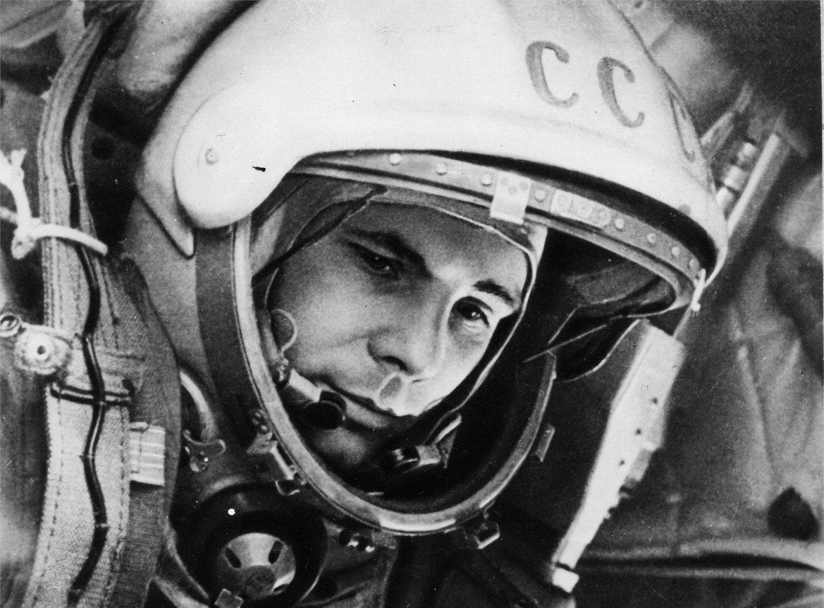 Сегодня исполнилось бы 87 лет Юрию Гагарину