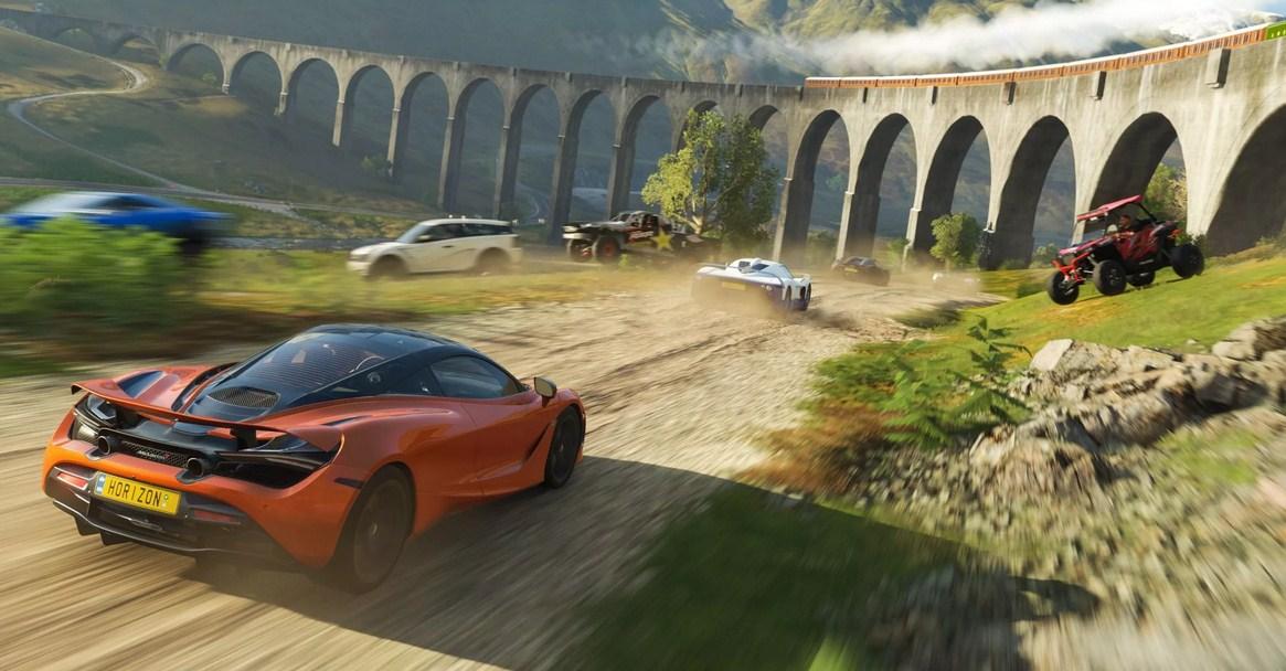 Forza Horizon 4: идеальное начало с элементами критики