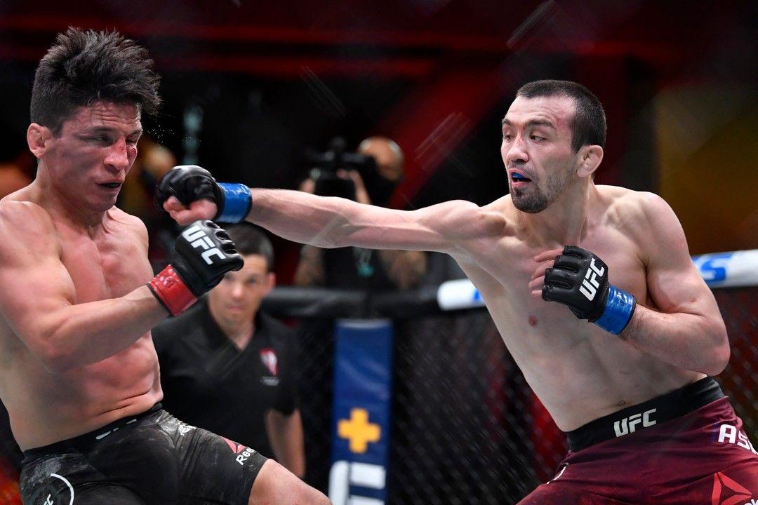 Новости UFC 259: победа Доминика Круса над Кейсом Кенни