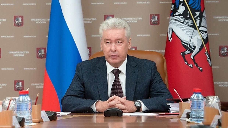 Собянин поведал о плане постепенных снятий ограничений в Москве