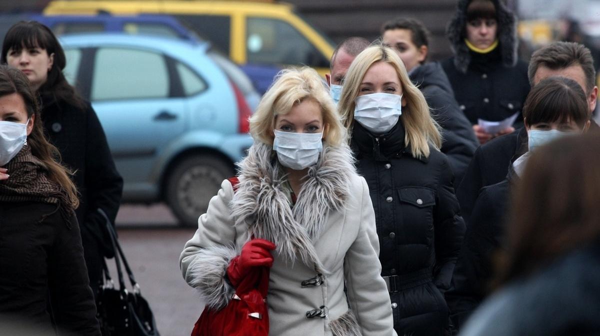 Новая волна эпидемии в Москве